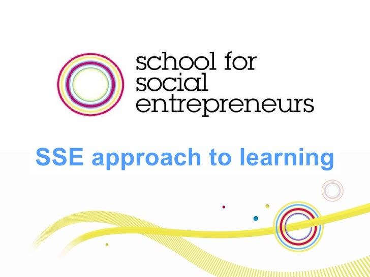SSE approach to learning