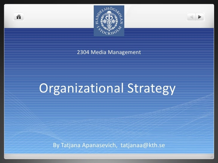 Sse strategy lumosity_2011