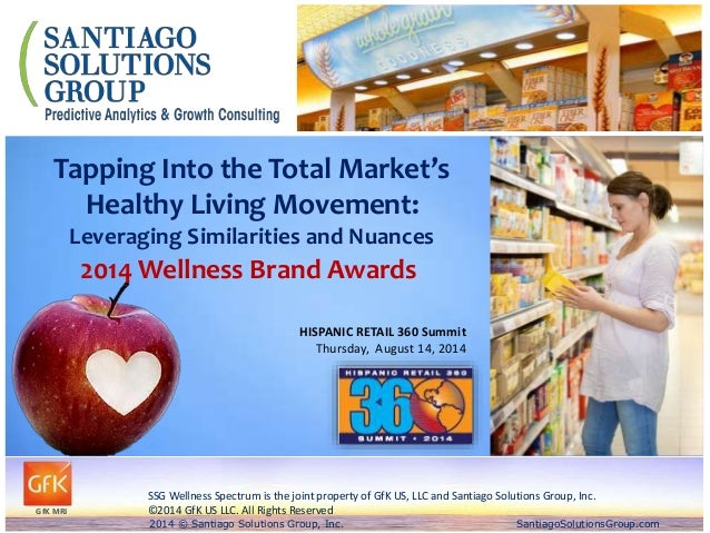 SSG R360 Tapping Into TM Healthy  Wellness Brands_Brief 08-19-14