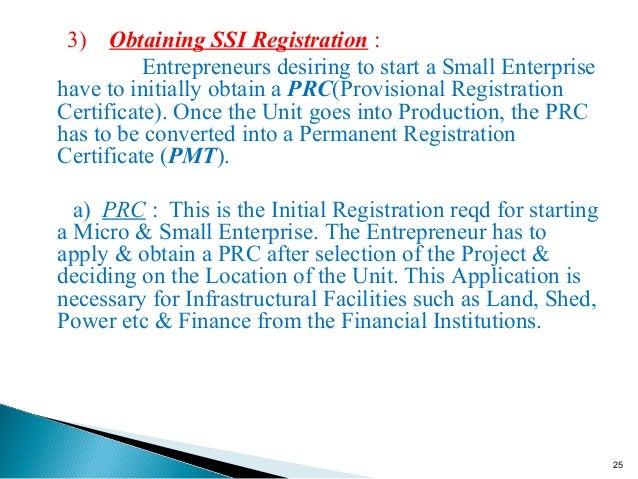 Registration Certificate Prc Registration Certificate