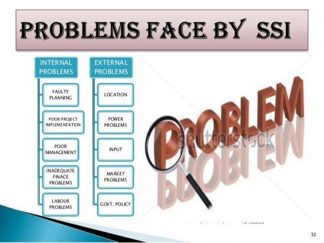 essay on problems faced by small scale industries in india