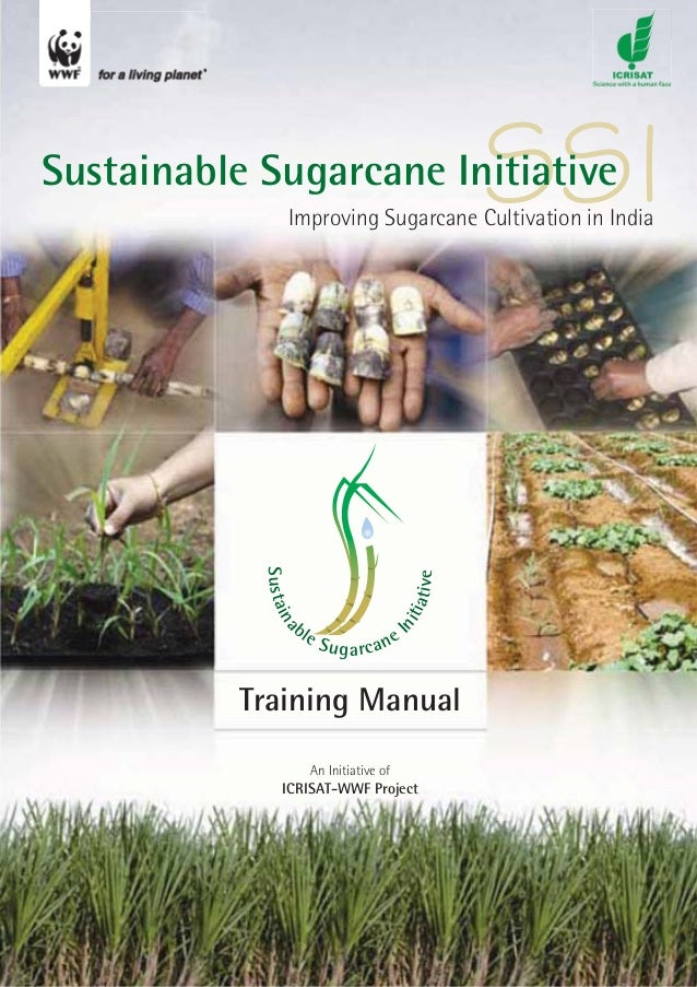 Ssi training manual on sugarcane cultivation