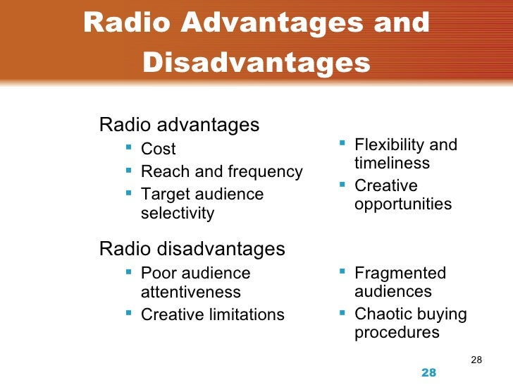 advantages and disadvantages window advertising Advantages of advertising: 12 major advantages of the major advantages of advertising are advertising provides and creates more employment.