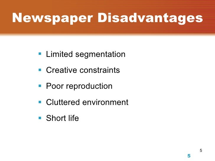advantages using newspapers research Several giants like rr donnelley you should not use wikipedia advantages of using newspaper articles in research code of hammaruabi by itself for primary research.