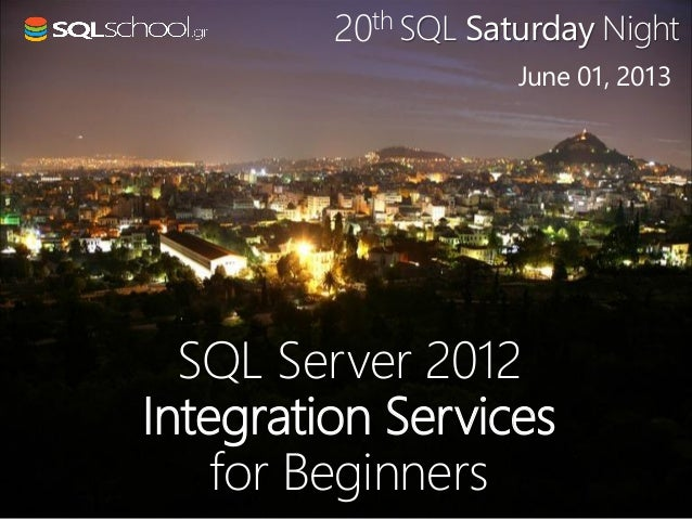 Ssn0020   ssis 2012 for beginners