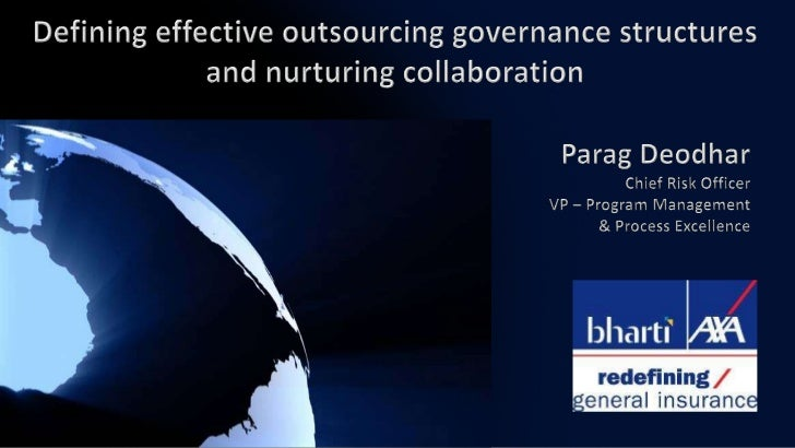 Defining effective governance structures and nurturing collaboration