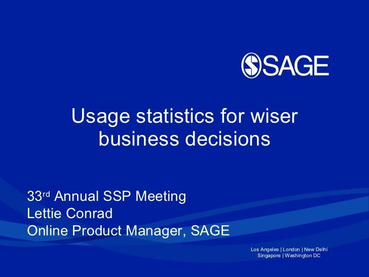 Ssp.annual.2011 usage.panel conrad