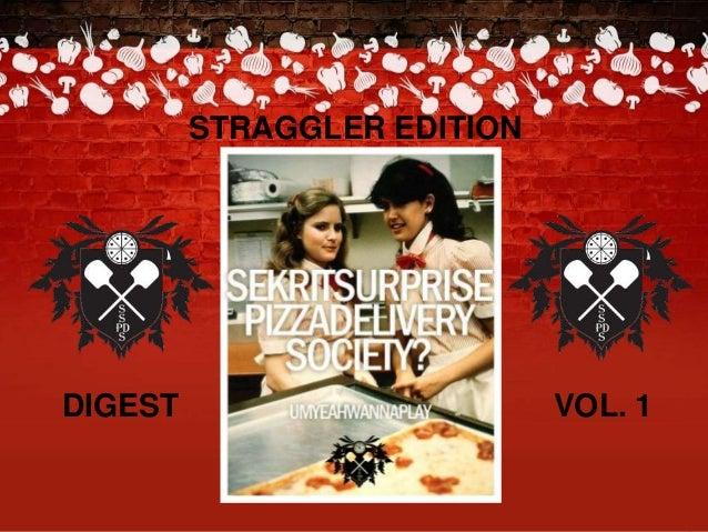 DIGEST VOL. 1 STRAGGLER EDITION