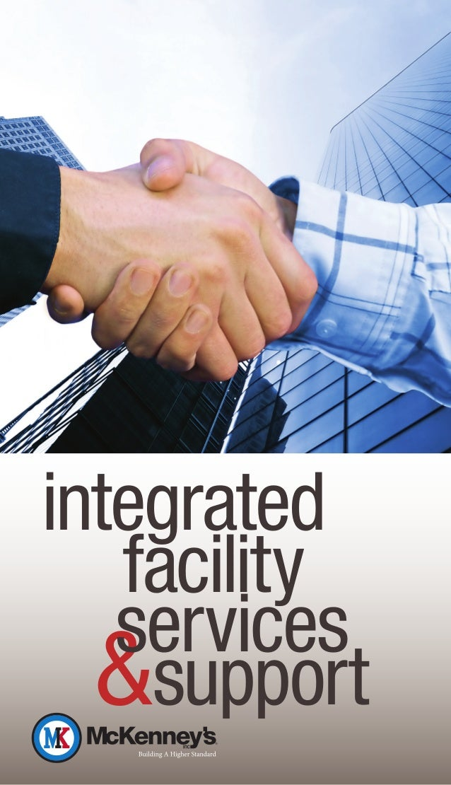 integrated   facility   services  &support