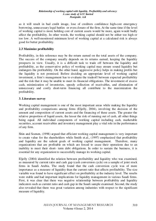 working capital thesis Doctoral thesis on working capital management doctoral thesis on working capital management doctoral thesis on working capital management should be used are.