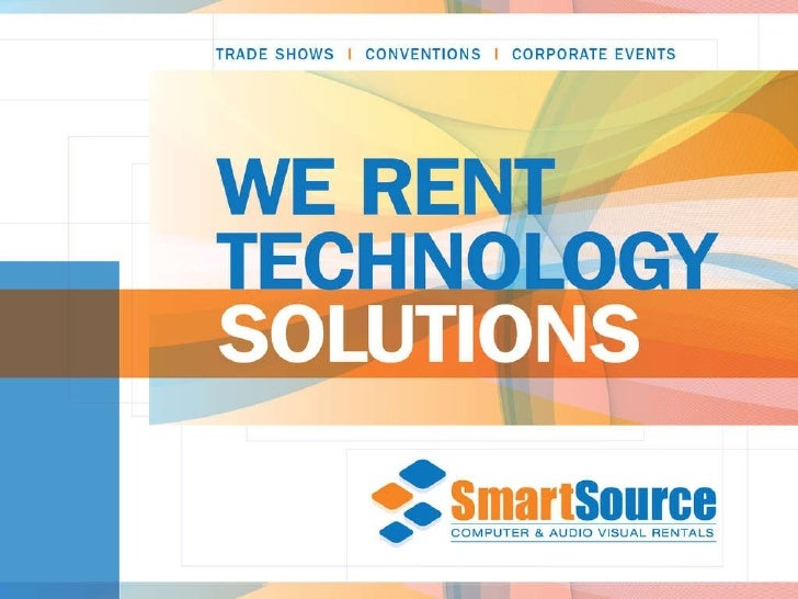 Presenting SmartSource