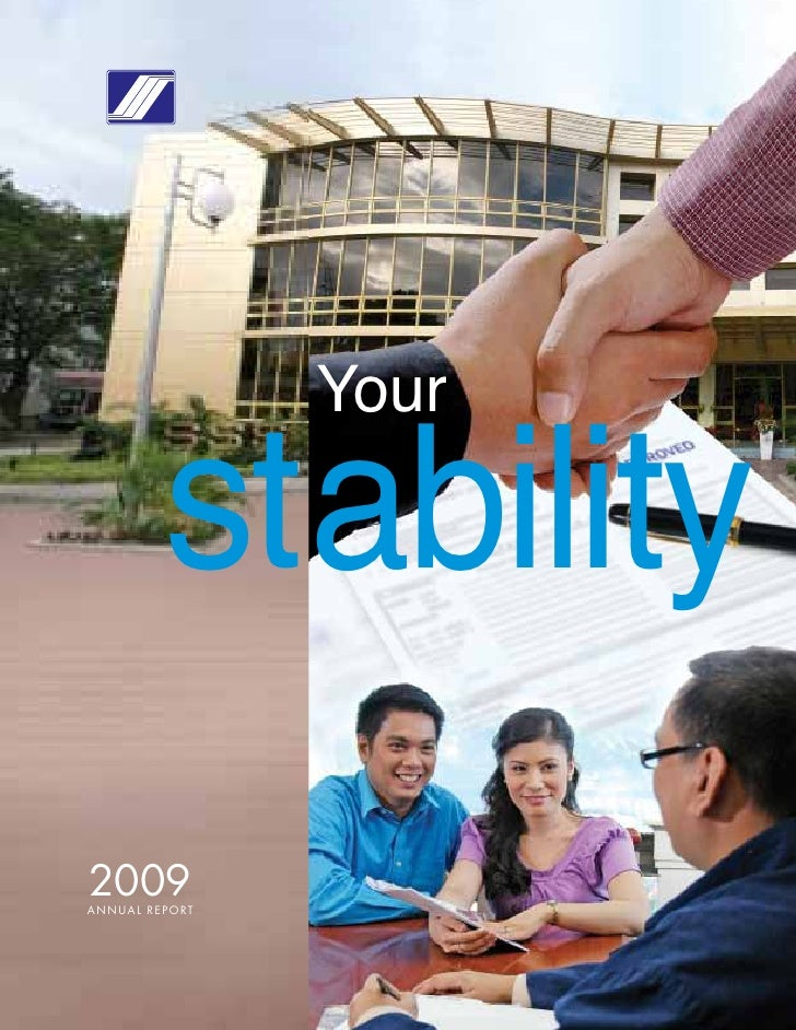 SSS Annual Report 2009