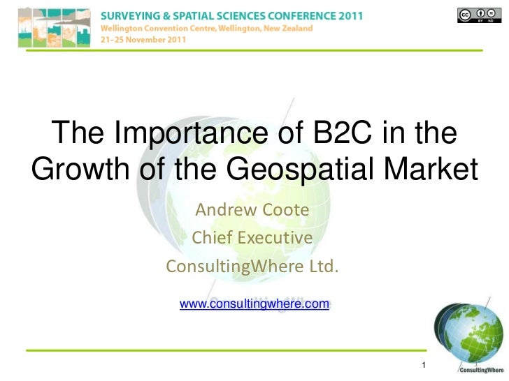 SSSC The Importance of B2C