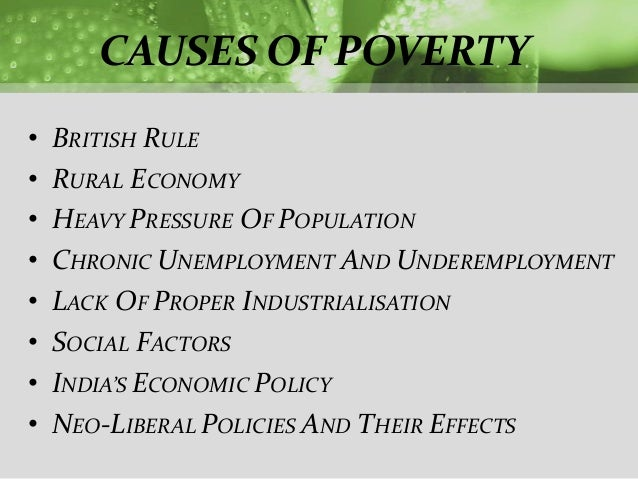 poverty eradication programmes in india essay Essay on poverty in india (300 words) poverty refers to a situation when people are expropriated of basic needs of life it is often characterised by lack of food, shelter and clothes.