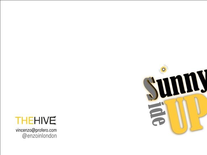 Sunny Side Up - 24 April
