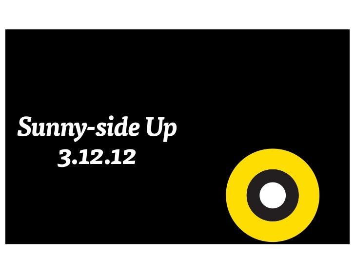 Sunnyside Up: Facebook's Public Analytics, Twitter to Sell Tweets, Pinterest's Influence on Web Design, Hashpix