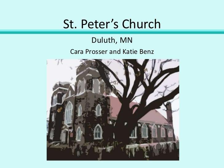 St 1. peter's-church-prosser_benz
