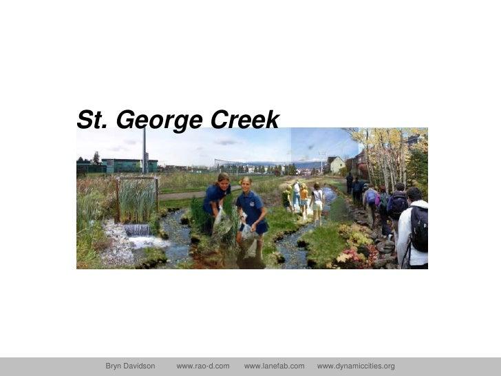 St. george creek short