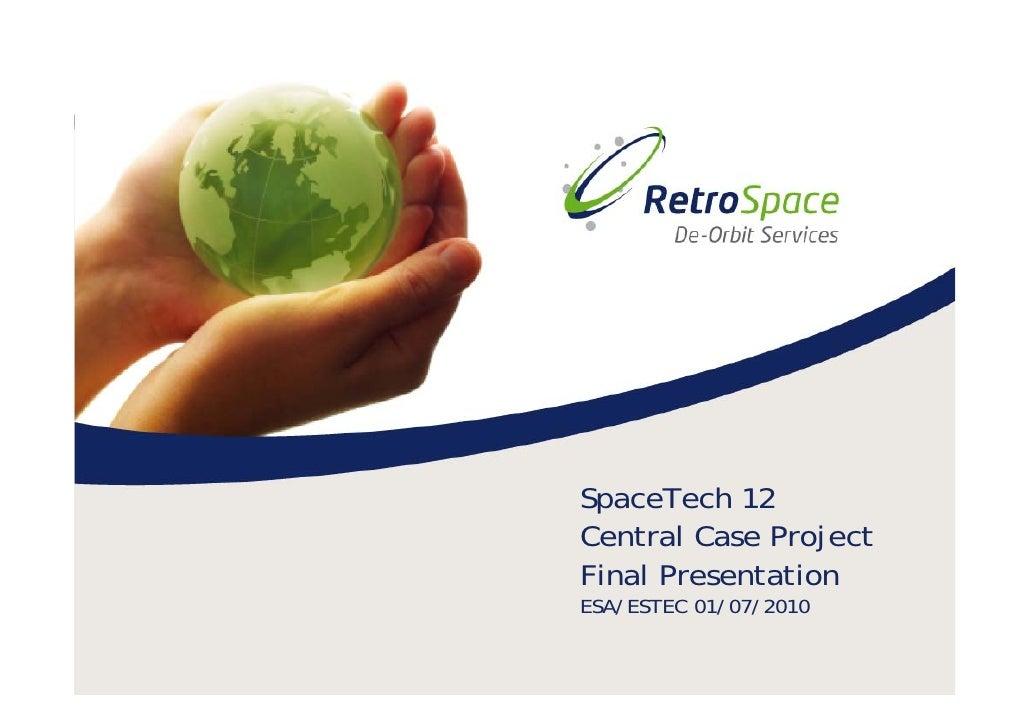 SpaceTech 12                                                                               Central Case Project           ...