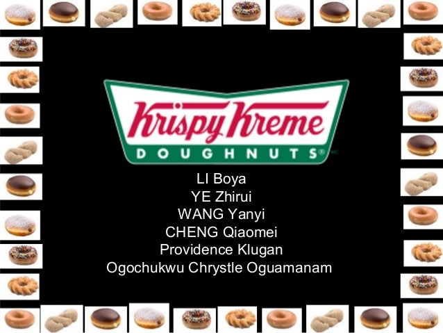 krispy kreme doughnuts case study solution financial statement analysis Krispy kreme doughnuts, inc case what is your assessment of krispy kreme's financial you agree with the statement at the beginning of the case that.
