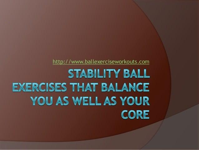 http://www.ballexerciseworkouts.com