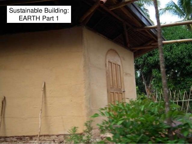 Rammed Earth Hybrid Earthen Homes Earthquake and typhoon resistant Homes