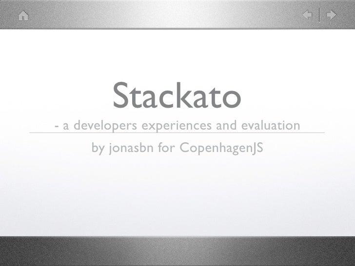 Stackato v3