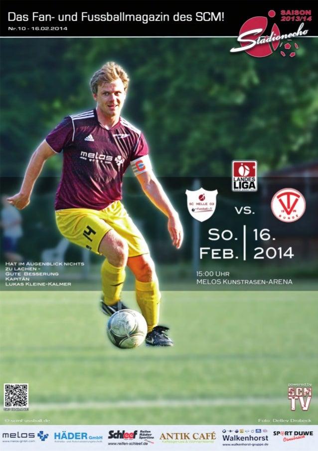 Die leckeren Torten zum heutigen Spiel wurden wieder gestiftet vom:  StadionEcho online 2  scmFussball.de