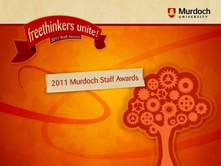 Staff awards 2011 winners gallery 28-04-2011 FINAL