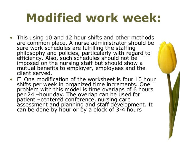 10 hour shift templates - staffing estmn scheduling