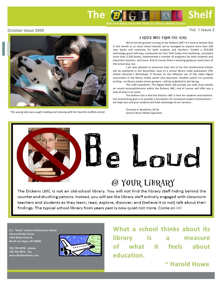 Staff Newsletter Two
