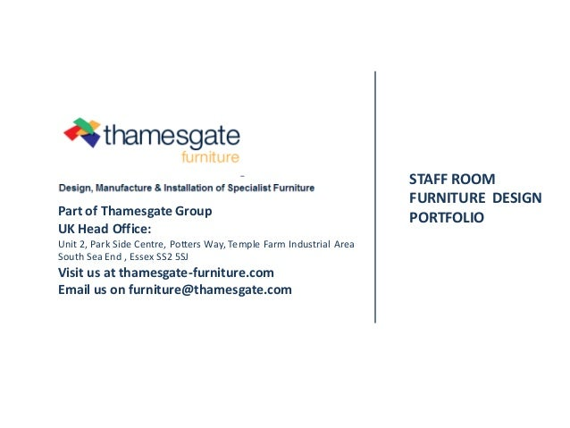 Thamesgate-furniture.com:Staff room furniture design portfolio