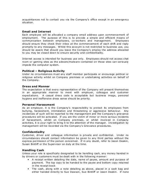 Office rules template insrenterprises office rules template pronofoot35fo Images