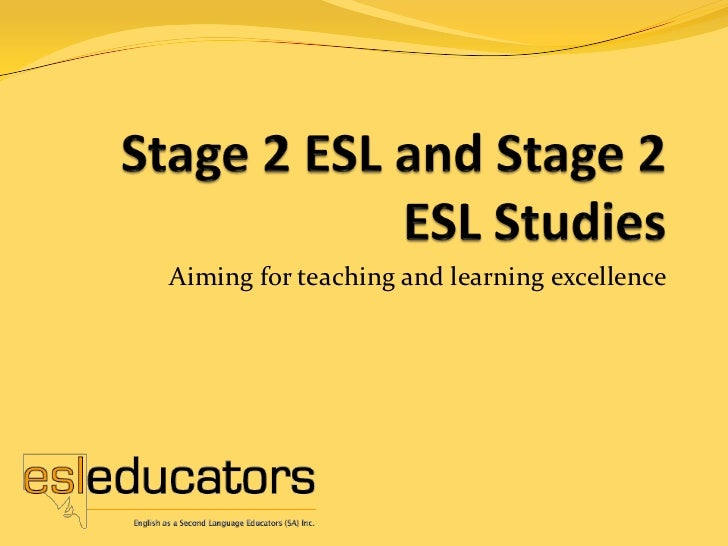 Aiming for teaching and learning excellence