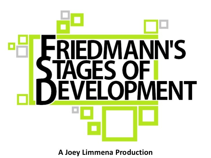 Stages of Development Joey Limmena