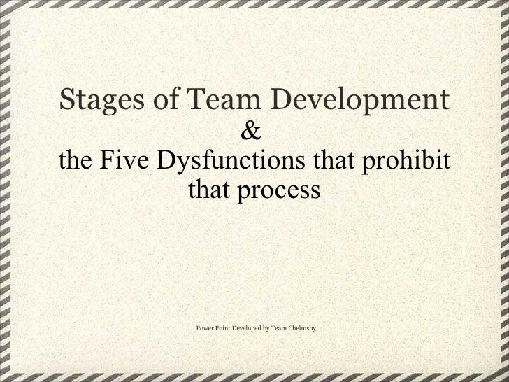 Stages of teamdevelopment chrischew