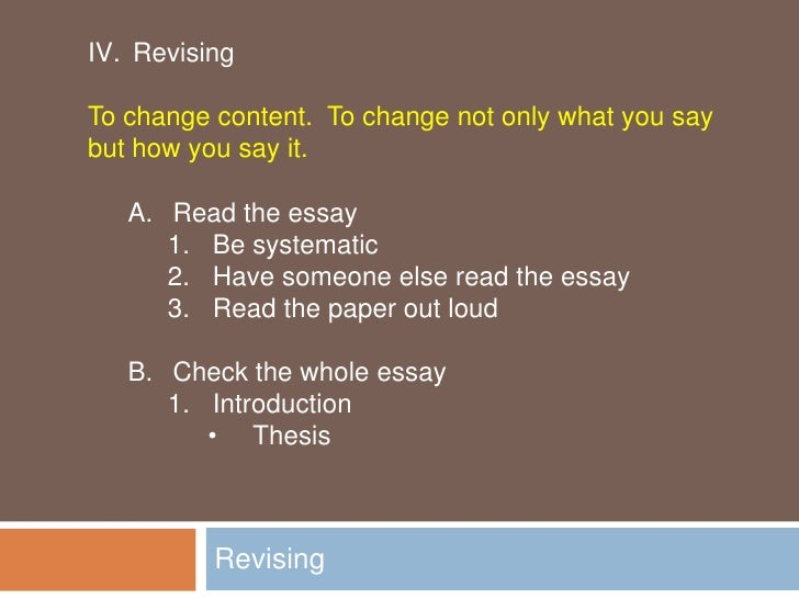 stages in writing an essay Description goal: write an essay that synthesizes the three stages of learning (cognitive, associative, autonomous) with respect to your learning experience in this.