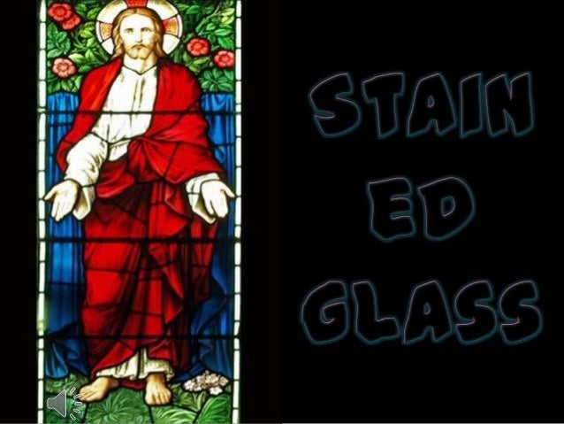 Stained glass (v.m.)