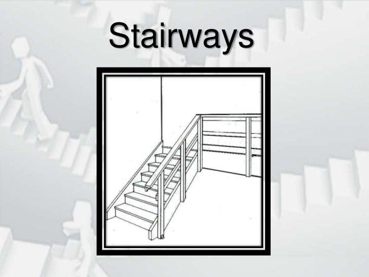 Stairways<br />
