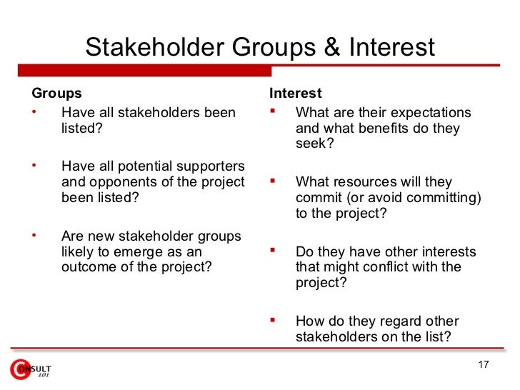 importance of interest groups pdf