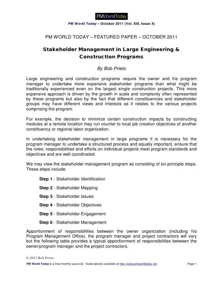 Stakeholder management prieto 10 11