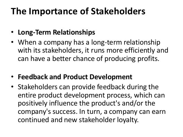 how to communicate the business plan with relevent stakeholders