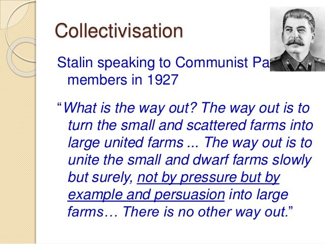 stalin economic policy terror in ussr The ussr under the reign of joseph stalin  stalin's main economic policy during his reign since 1925  terror (especially the.