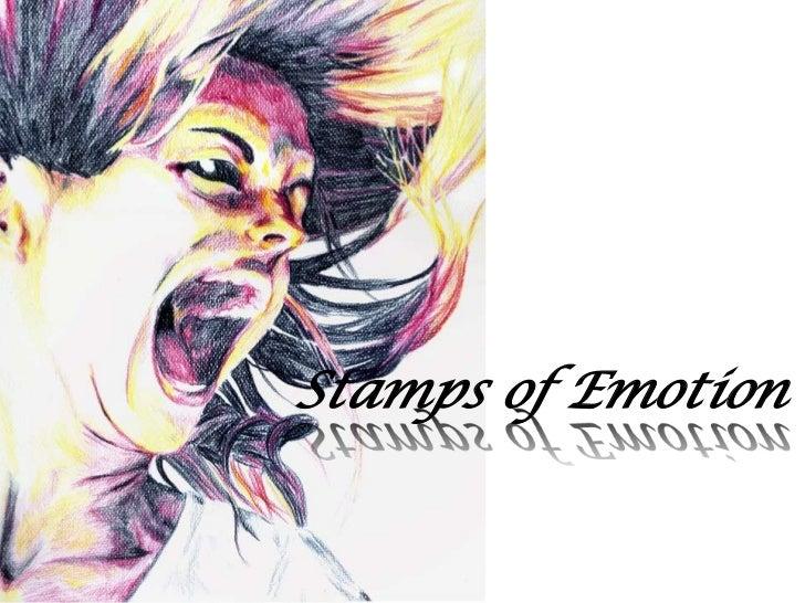 Stamps of Emotion