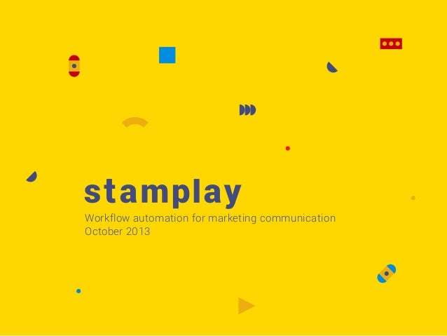 Stamplay 101