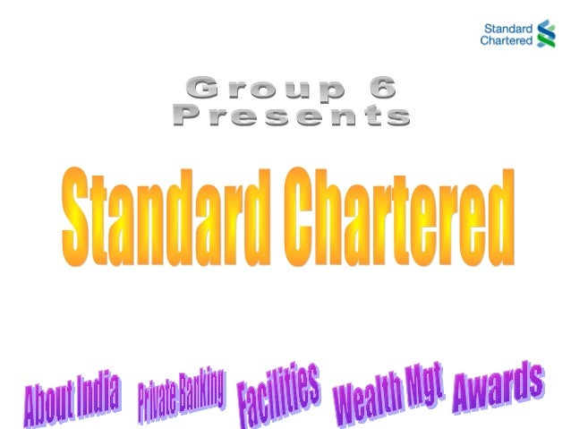standard chartered Jithu