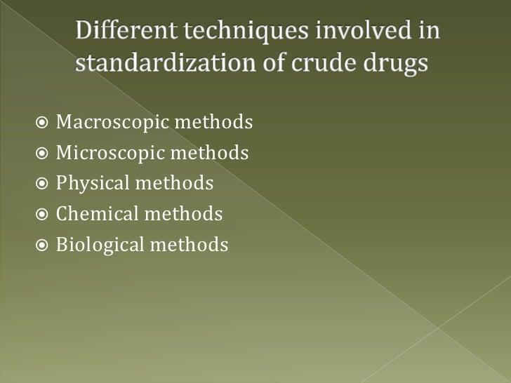 standardization of herbal drugs Archana a bele et al irjp 2011, 2 (12), 56-60 international research journal of pharmacy available online wwwirjponlinecom issn 2230 – 8407.