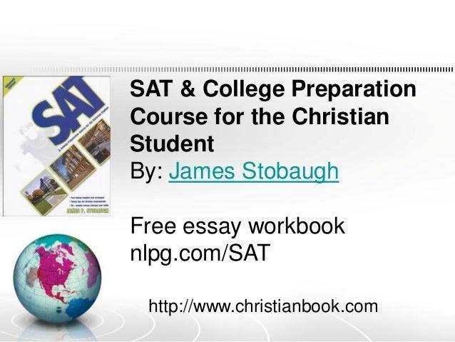 optional essay college