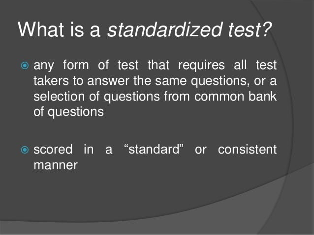 persuasive speech on standardized testing Standardized testing persuasive essay standardized testing has many advantages along with disadvantages and there are also new test.