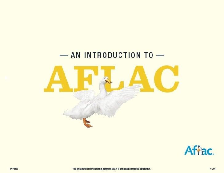 Aflac Presentation